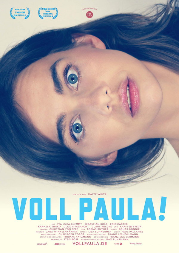 Voll Paula! - movie poster